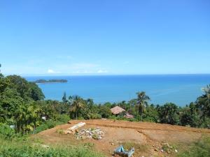 Panorama Sebelum Pantai Air Manis